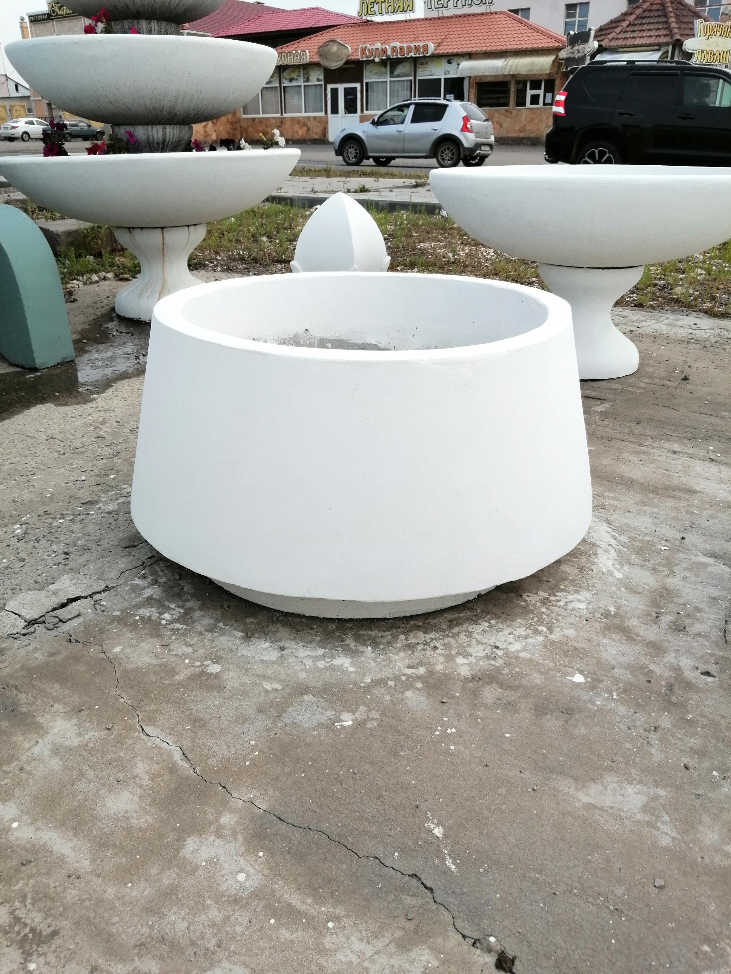 Вазоны из бетона купить в чебоксарах пропорции цементного раствора с пгс